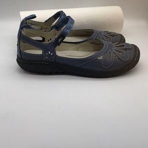 Jambu Shoes - JBU Jambu Never Worn 8M Denim Mary Jane Flats